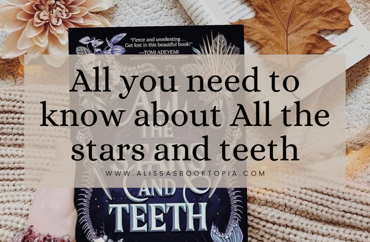 All about All the stars and teeth and All the tides of fate (Adalyn Grace) and why you should read them! | Time to reread for the 3rd time…but first Iscream